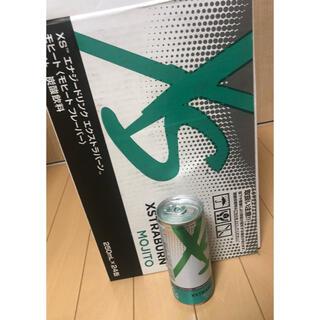 アムウェイ(Amway)の20缶!!XS エナジードリンク モヒート アムウェイ(ソフトドリンク)