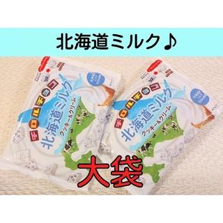 【大袋】「北海道ミルク」チロルチョコ(クッキー&クリーム♪)(菓子/デザート)