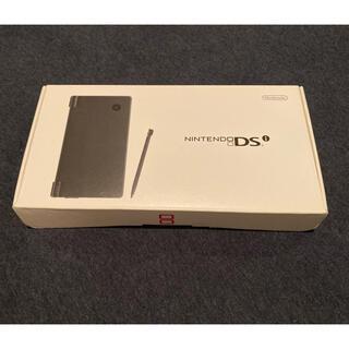 ニンテンドーDS(ニンテンドーDS)のNintendo DS 本体 ニンテンドー DSI BLACK(携帯用ゲーム機本体)