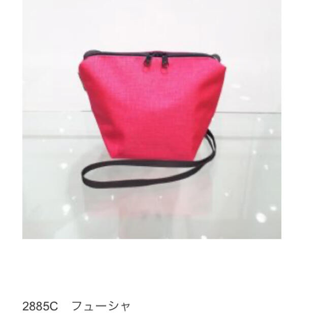 Herve Chapelier(エルベシャプリエ)のエルベシャプリエ  ★2885C   フューシャ ポシェット レディースのバッグ(ショルダーバッグ)の商品写真