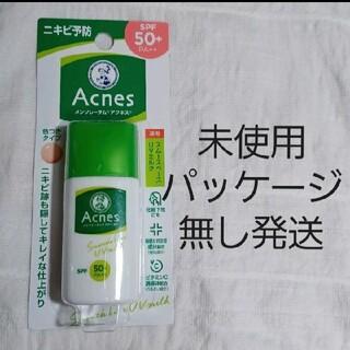 メンソレータム(メンソレータム)のアクネススムースベースUVミルク(化粧下地)