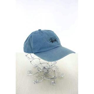 ステューシー(STUSSY)のStussy(ステューシー) BASIC LOGO LOW PRO CAP 帽子(キャップ)