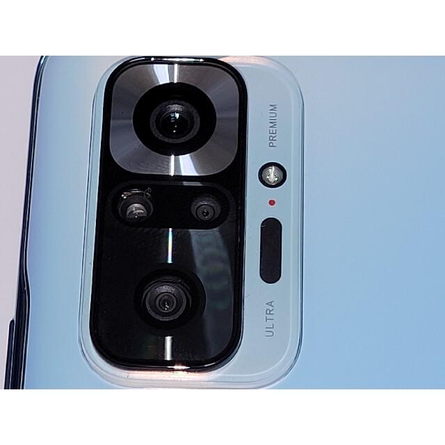 【新品同様】Xiaomi Redmi Note 10 Pro ブルー スマホ/家電/カメラのスマートフォン/携帯電話(スマートフォン本体)の商品写真