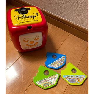 タカラトミー(Takara Tomy)のおやすみホームシアター ディスク3枚セット(オルゴールメリー/モービル)