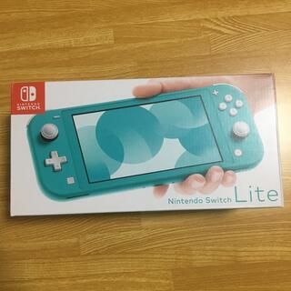 任天堂 - Nintendo Switch lite スイッチ ライト 本体 ターコイズ