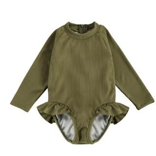 キャラメルベビー&チャイルド(Caramel baby&child )のラスト1点 yori&otis風 ラッシュガード水着 110サイズ(水着)