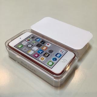 iPod touch - 【新品】アップル iPod touch 第7世代 [256GB レッド]