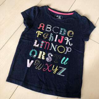 ギャップキッズ(GAP Kids)の女の子用 Tシャツ☆ネイビー(Tシャツ/カットソー)