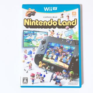 ウィーユー(Wii U)のNintendo Land(家庭用ゲームソフト)