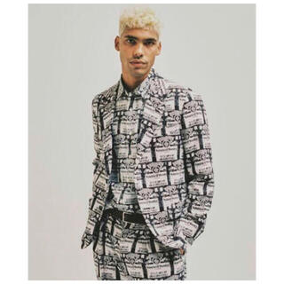 GDC - 美品 Wasted Youth 19AW PRINT SHIRT  L