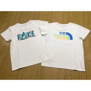 THE NORTH FACE - THE NORTH FACE ノースフェイス Tシャツ140cm