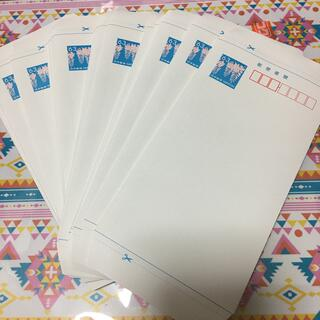 ミニレター36枚(使用済み切手/官製はがき)