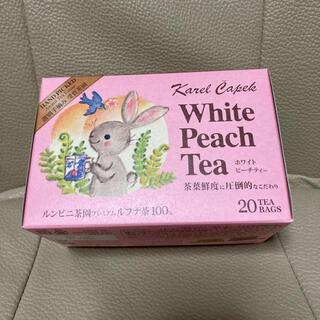 カレルチャペック紅茶店 ホワイトピーチティー(茶)