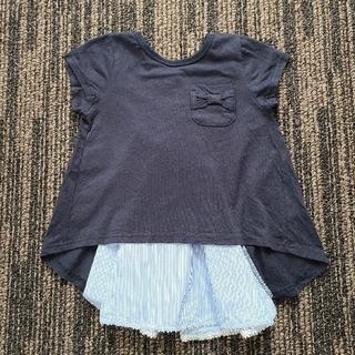 エスティークローゼット(s.t.closet)のLittle s.t. by s.t. closet☆美白☆バックデザイン(Tシャツ/カットソー)
