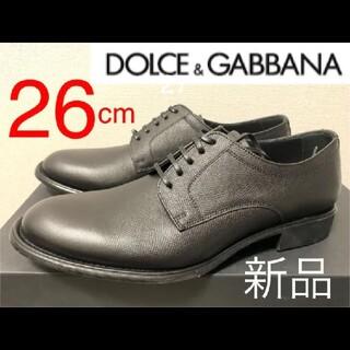 DOLCE&GABBANA - 新品未使用❗️ DOLCE&GABBANA ビジネスシューズ 国内未発売