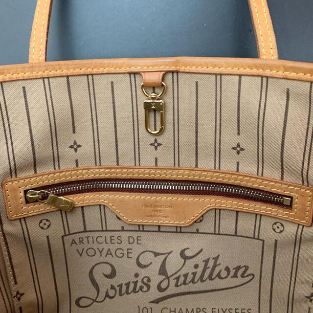 LOUIS VUITTON(ルイヴィトン)の【LOUIS VUITTON】ルイヴィトン ネヴァーフルPM レディースのバッグ(トートバッグ)の商品写真