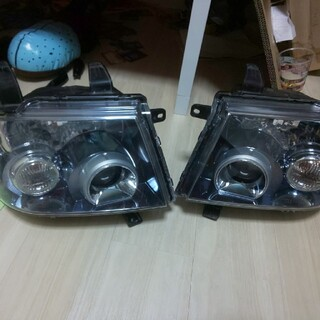 ミツビシ(三菱)のEKスポーツ ヘッドライトセット(車種別パーツ)