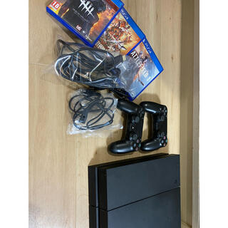 PlayStation4 - PS4 CUH-1200A 500MB本体ソフトセット