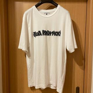 COMME des GARCONS - Gosha Rubchinskiy ロゴプリントtシャツ