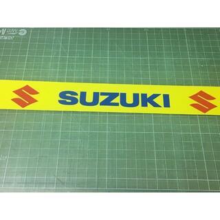 ヘルメットバイザーステッカー(SUZUKI・03)