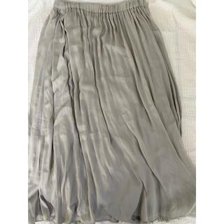 エニィスィス(anySiS)のanysis L 2way レーシーリバーシブルスカート 4(ひざ丈スカート)
