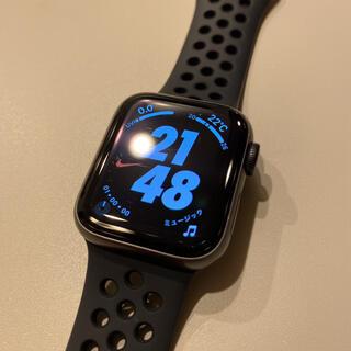 アップル(Apple)のApple Watch series 5 NIKE+ 40mm 美品(その他)
