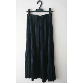 ドゥーズィエムクラス(DEUXIEME CLASSE)のDeuxieme Classe  シルクロングスカート(ロングスカート)