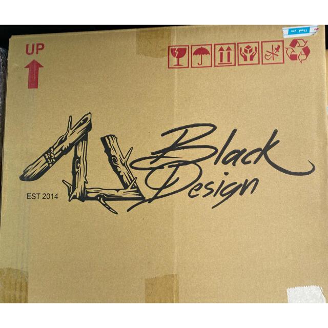 【bkcnl25様専用】BLACK DESIGN アイアンウッドテーブル 日和  その他のその他(その他)の商品写真