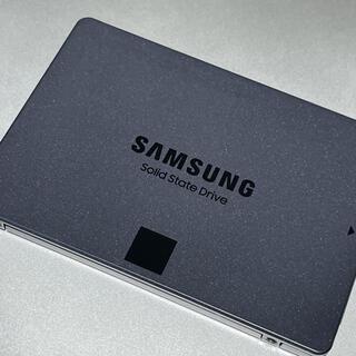 "SAMSUNG - Samsung 860 QVO 1TB SATA 2.5""内蔵 SSD"