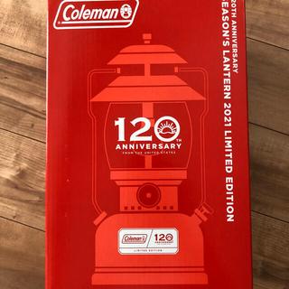 Coleman - コールマン 120thアニバーサリー シーズンランタン2021