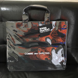 COMME des GARCONS - COMMEdesGARCONS black market トートバッグ