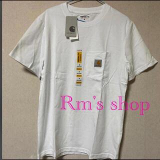 carhartt - carhartt tシャツ ホワイト XLサイズ