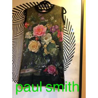ポールスミス(Paul Smith)のpaul smith ポールスミス Tシャツ ワンピース(Tシャツ(半袖/袖なし))
