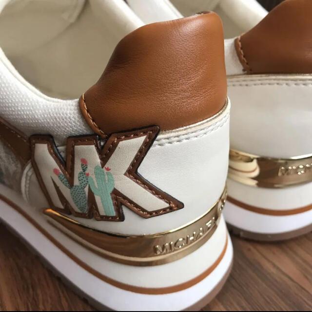 Michael Kors(マイケルコース)のマイケルコース シューズ レディースの靴/シューズ(スニーカー)の商品写真