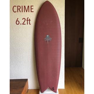 【送料込】crime keelfish 6'2  クライム キールフィッシュ