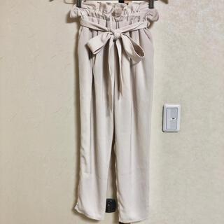 ミーア(MIIA)のMIIA ミーア パンツ 淡いピンク 韓流 韓国(カジュアルパンツ)