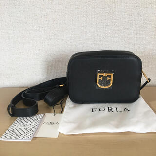 Furla - フルラ ボディバッグ ショルダーバッグ バッグ ブラック FURLA 美品