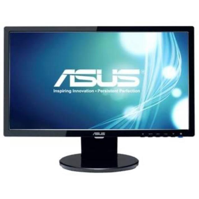 ASUS(エイスース)の【大幅値下げ中】ASUS VE198T PCモニター スマホ/家電/カメラのPC/タブレット(ディスプレイ)の商品写真