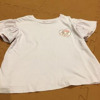 GU - 110サイズ GUマイメロTシャツ