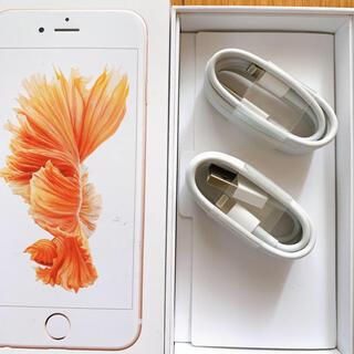 即購入OK‼︎ iPhone純正品 ライト二ングケーブル1m×2本セット
