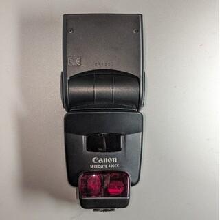 Canon - Canon スピードライト 420EX ストロボ