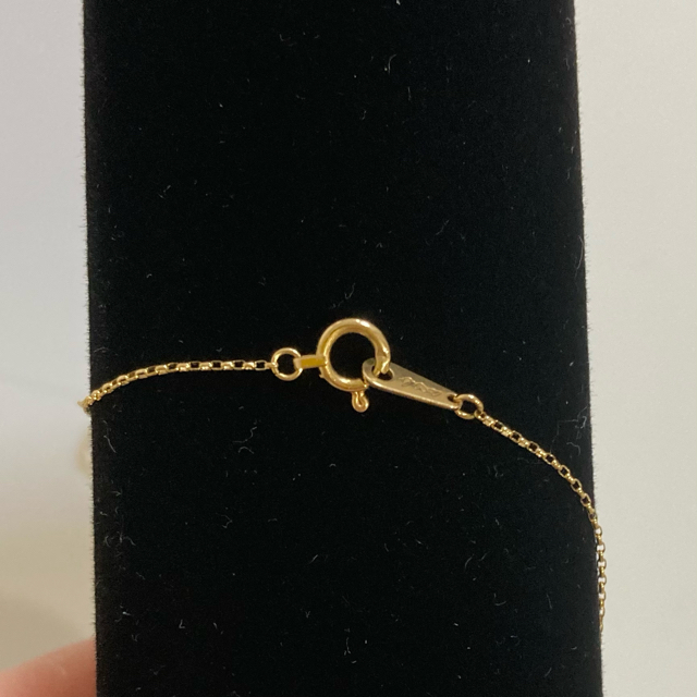 AHKAH(アーカー)の【すみれちゃん様専用】AHKAH アーカー k18 ピュアダイヤ ネックレス レディースのアクセサリー(ネックレス)の商品写真
