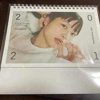 ノギザカフォーティーシックス(乃木坂46)の深川麻衣 卓上カレンダー 限定(女性タレント)