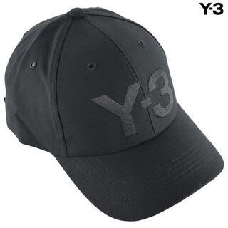 Y-3 - Y-3 ワイスリー CL LOGO CAP/ベースボールキャップ/ブラック