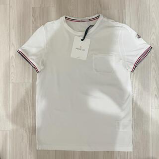 モンクレール(MONCLER)の[極美品]モンクレール Tシャツ トリコロール S(Tシャツ/カットソー(半袖/袖なし))