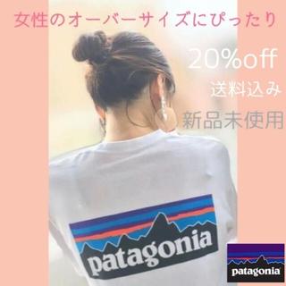 パタゴニア(patagonia)のパタゴニア Patagonia ポケット 6-P ロゴ Tシャツ(Tシャツ(半袖/袖なし))