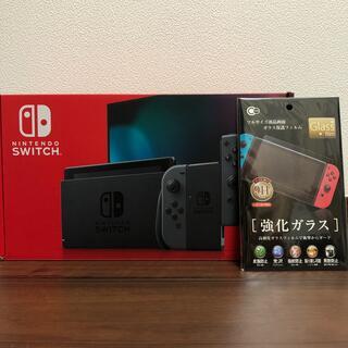 Nintendo Switch - 【ほぼ未使用】新型 ニンテンドースイッチ 任天堂スイッチ グレー