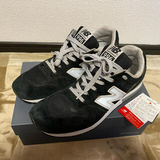 ニューバランス(New Balance)のnewbalance mrl996bl ニューバランス996 28cm(スニーカー)