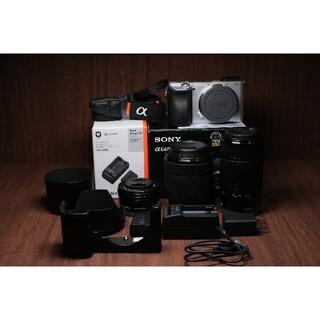 SONY - Sony α6400 レンズ3本セット