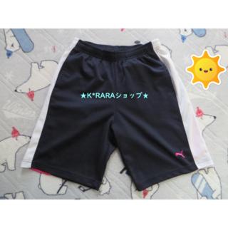 プーマ(PUMA)のPUMA★ハーフパンツ.150.adidas.NIKE.MIZUNO.アンダー(パンツ/スパッツ)